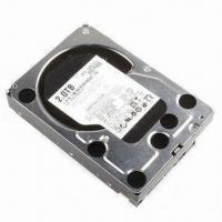 Quality Internal 2TB Desktop Hard Disk with SATA2 Interface, Built-in EDC/ECC Function for sale