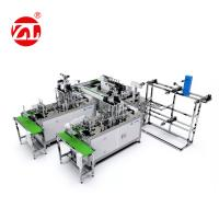 China Top Grade Medical One - Off Face Mask Automatic Making Machine Anti Bacteria Dust on sale