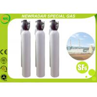 Quality Non Flammable Compressed Gas Sulfur Hexafluoride Gas Electronic Grade for sale