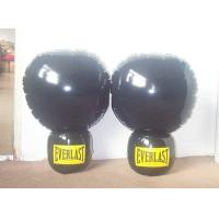 China PVC inflatable punching bag PVC inflatable boxing gloves on sale