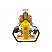 Quality Hardware And Plastic 350W Movie Theater Children Kart for sale
