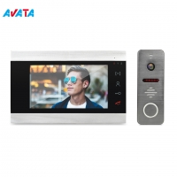 Quality Home Security Multi-Function Video Door Phone Ahd Video Doorbell for Villa for sale