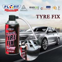 Quality Waterproof MSDS Emergency Tire Sealant Spray Tyre Sealer Fix for sale
