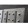 Buy cheap Q235 Pre-galvanized Steel Catwalk Ladder Scaffolding Hook Planks / Metal Plank from wholesalers
