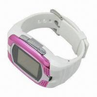 Quality Fashionable Sports Watch Mobile Phone with GSM Function and 1.3-megapixel Camera for sale