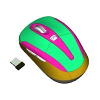 Quality 2.4G&27M bluetooth wireless optical mouse VM-219 for sale