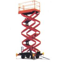 Buy Four-wheel mobile scissor lifting platform at wholesale prices