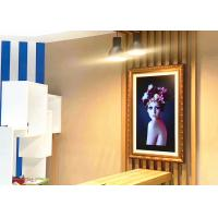 China Interactive Touch Screen LCD Digital Signage For Small Business Multi Language on sale