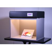 Quality Reflective Camera Test Light Source Box , 3nh Color Viewing CabinetFor Color Assessment for sale