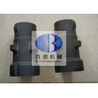 China High Strength Silicon Carbide Pipe / Silicon Carbide Tube SiSiC Material on sale