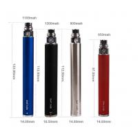 Quality Best quality ego-c twist battery variable voltage wholesale price for sale
