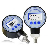 China natural gas pressure gauge on sale