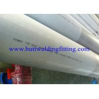 China F53 Thin Wall Stainless Steel Tube Hot Rolled Or Cold Rolled Round Steel Pipe on sale