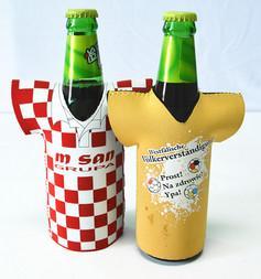 Quality Shockproof 2.5Mm Neoprene Beer Bottle Cooler Jackets Personalized for sale