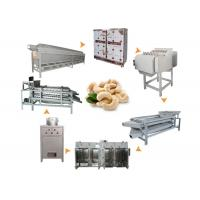 Quality Automatic Cashew Processing Machine Low Energy Consumption Eco - Friendly for sale