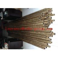 Quality C70600 C71500 copper nickel tubes and copper nickel pipes for sale