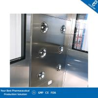 Quality Lab Automatic Clean Room Equipment Air Shower SUS304 Material CE Certification for sale