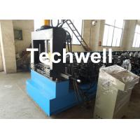 Quality Q235 Cold Rolled Strip Steel Cable Tray Forming Machine with 11.5 Ton Weight for sale