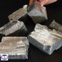 Quality Magnesium Barium master alloy , MgBa10% MgBa20% alloy ingot for sale