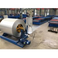 Quality 1.2m Automatic Sheet Metal Decoiler High Speed For Small Expanded Metal Machine for sale