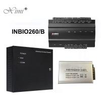 Quality Fingerprint Access Control Board Inbio260 Access Controller Panel With Power Protect Box for sale