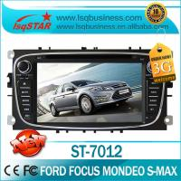 Quality Ford Focus S-MAX DVD GPS Ford DVD GPS MP3 MP4 Player for sale
