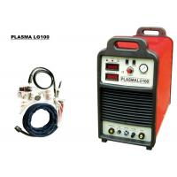 Quality Inverter DC Air Plasma Cutting Machine 100A With 2T / 4T Control  High Duty Cycle for Industry for sale