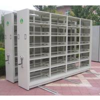 Quality Best selling mobile Manual steel book mass shelf suppliers for sale