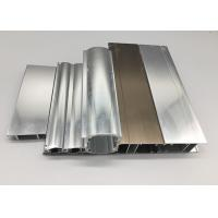 Quality 6061 T6 Aluminium Rectangular Box Section Extrusions Corrosion Resistance for sale