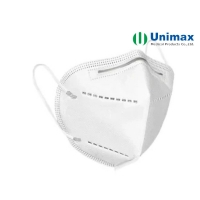Quality Unimax Medical 5 Layers Nonwoven Surgical Medical Respirator for sale