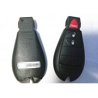 Quality IYZ-C01C 433 MHZ Dodge 2+1 B Key Fob , Black Dodge Charger Remote Start for sale