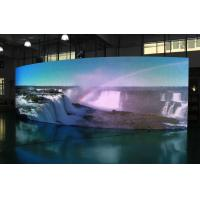 Quality Outdoor Hd Video Play Led Display Module , Light Weight Led Screen Module for sale