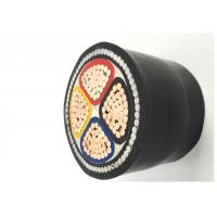 Quality SWA PVC Armoured Low Voltage Flexible Cable Low Smoke Zero Halogen Wire for sale
