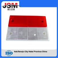 Quality High quality red and white color reflector for truck for sale