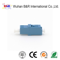 Quality ISO9001 LC Fiber Optic Adapter For EPON Network for sale