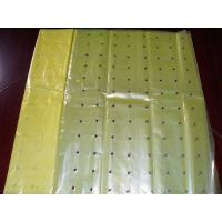 China agricultural film, pe film, horticultural mulch film, garden perforated ground film,Mulchi on sale