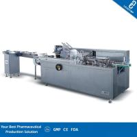 Quality CE Approved Automatic Cartoning Machine , Tube Cartoning Machine Easy Operation for sale