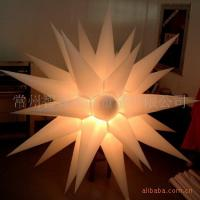 Quality Remote Control  Inflatable Lighting , LED Star Lights With CE for sale