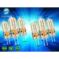 China Small G4 LED Bulb SMD2835 SMD3014 , LED G4 3 Watt 12V Bulb 3000k 6000k wholesale
