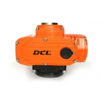 Quality Explosion Proof IP68 24V DC Modulating Valve Actuator for sale