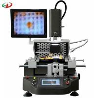 Quality SMT Assembly line Auto BGA Rework Station Optical Alignment for sale