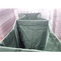 Quality Defensive Military Hesco Barriers Sand Filled Barriers Welded Mesh Longlife for sale