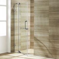 Buy cheap Wholesale Custom Stainless Steel Sliding Glass Free Standing Shower Enclosure from wholesalers