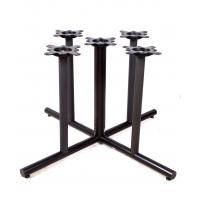 Quality Modern Style Bistro Table Base Pub Table Legs Spider 10X10''Restaurant Table Bases for sale