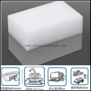 China magic eraser sponge on sale