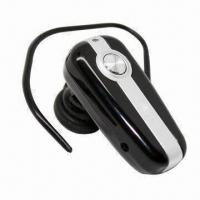 China Mobile Bluetooth Headset, 10m Operating Range, 4-hour Talk Time on sale