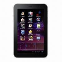 Quality Tablet PC with 8-inch Capacitive Panel, Supports Wi-Fi, 3G and Camera for sale