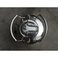 China Corny Style Slim DIY Home Brew Keg For Wine And Beer 6L , 9L , 15L ,19L Capacity on sale