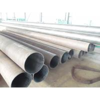 Quality EN10025 hot rolled structural steel pipes welded from China Borun for sale