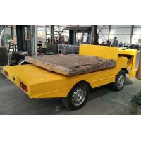 Quality Battery Operated electric cargo truck  With 3 Ton Loading Capacity Platform for sale